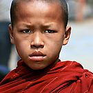 Young Monk by Stuart Robertson Reynolds
