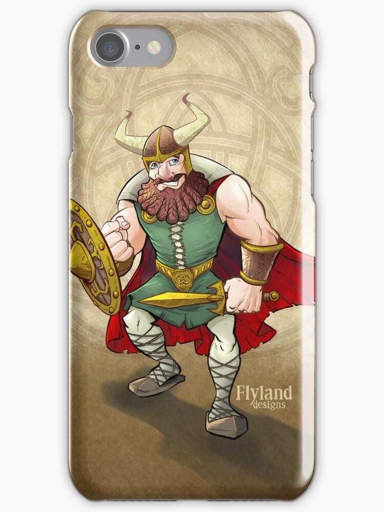 Viking Warrior by Brian Allen