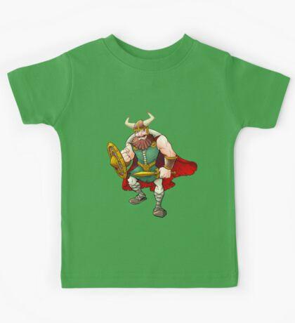 Viking Warrior Kids Clothes