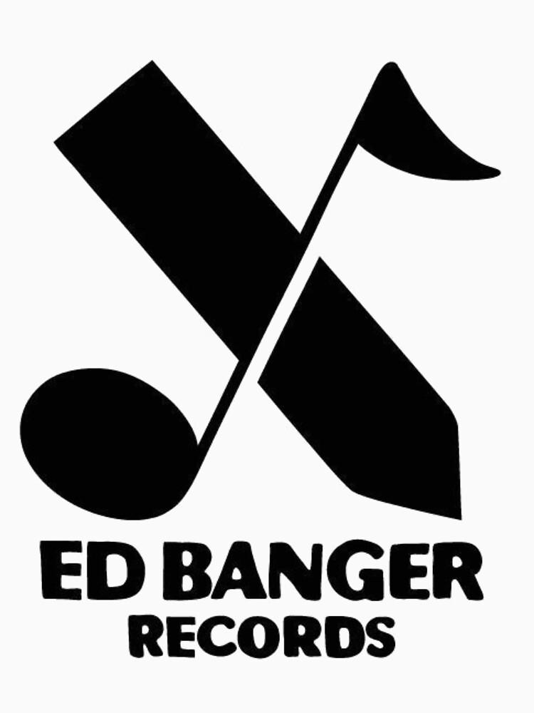 TShirtGifter presents: Ed Banger Records - Logo | Unisex T-Shirt