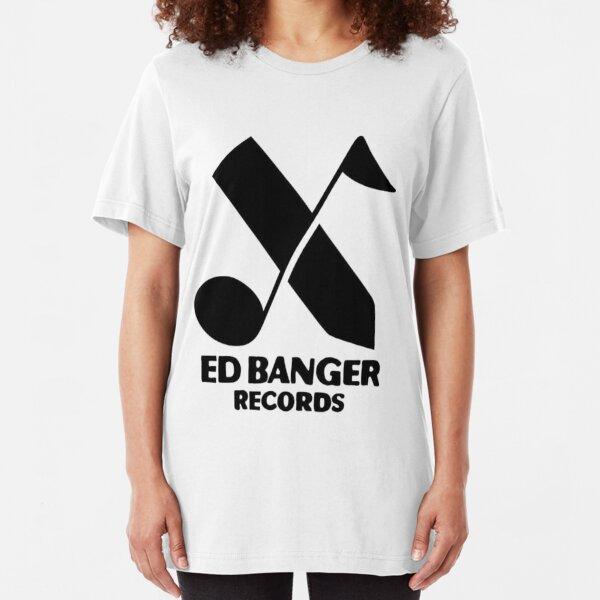 Ed Banger Records - Logo Slim Fit T-Shirt