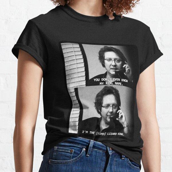 Robert California Lizard King Classic T-Shirt