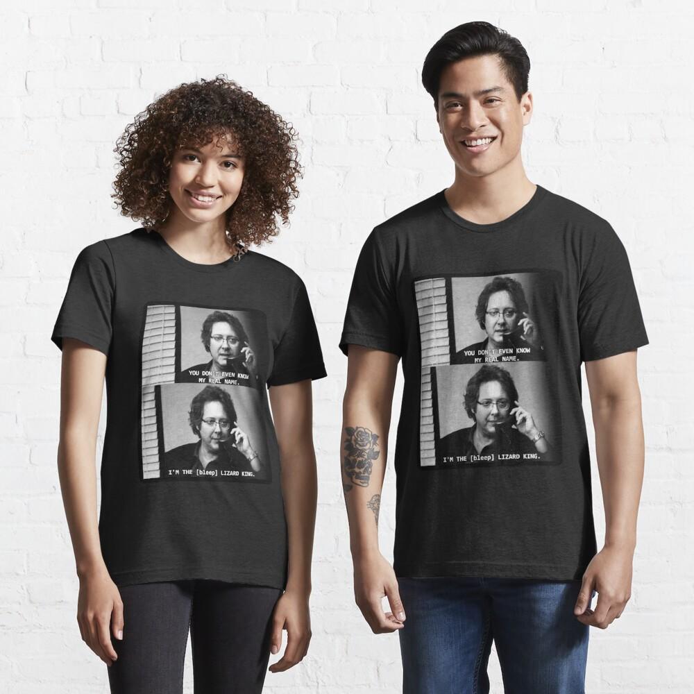 Robert California Lizard King Essential T-Shirt