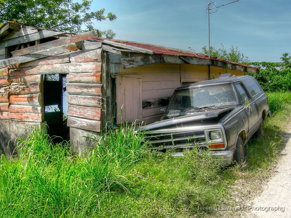 The end of the road in Punta Gorda - Belize, Central America by Jeremy Lavender Photography