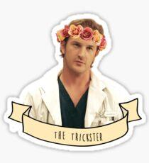 Trickster Sticker