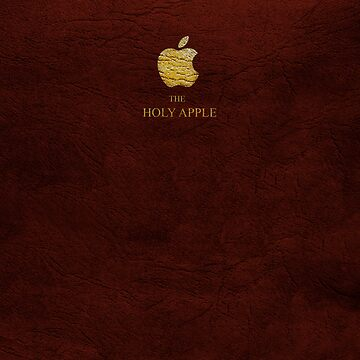 the Holy Apple - Red_top by pimeto