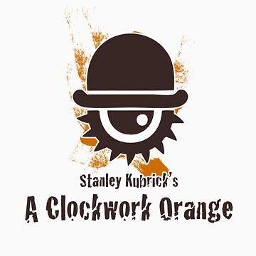 A clockwork orange by Dorunfo