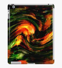 The wave iPad Case/Skin