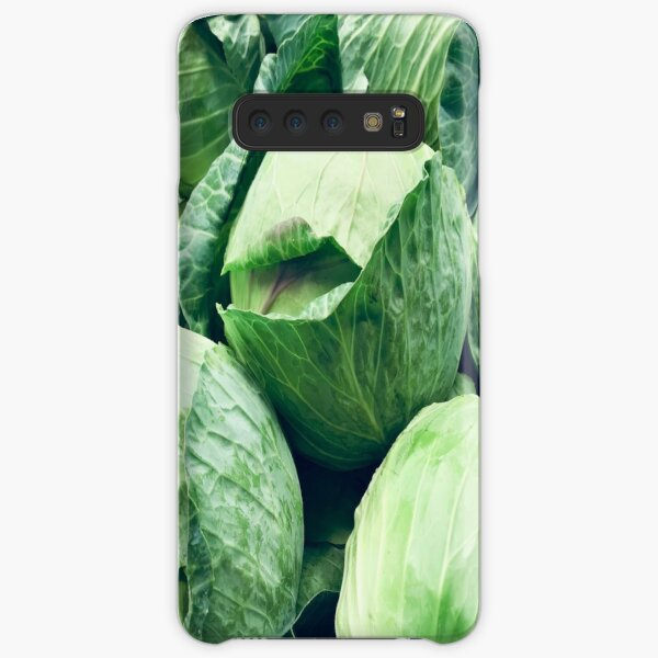 A head of Lettuce Samsung Galaxy Snap Case
