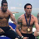 Rugby Haka by Stuart Robertson Reynolds