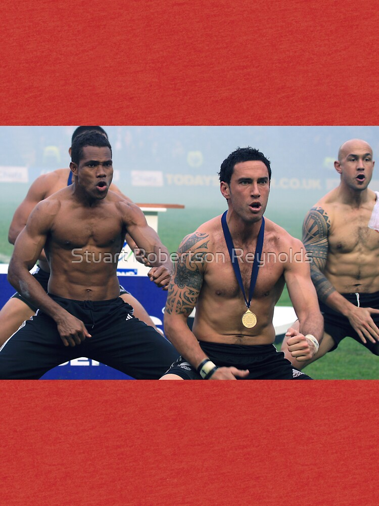 Rugby Haka by Sparky2000