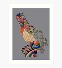 Bigoud' Art Print