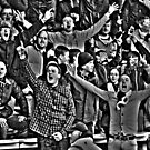 The Sound of the Crowd. by dgscotland