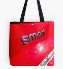 Smart Fortwo mhd Coupe Smart Logo [ Print & iPad / iPod / iPhone Case ] Tote Bag