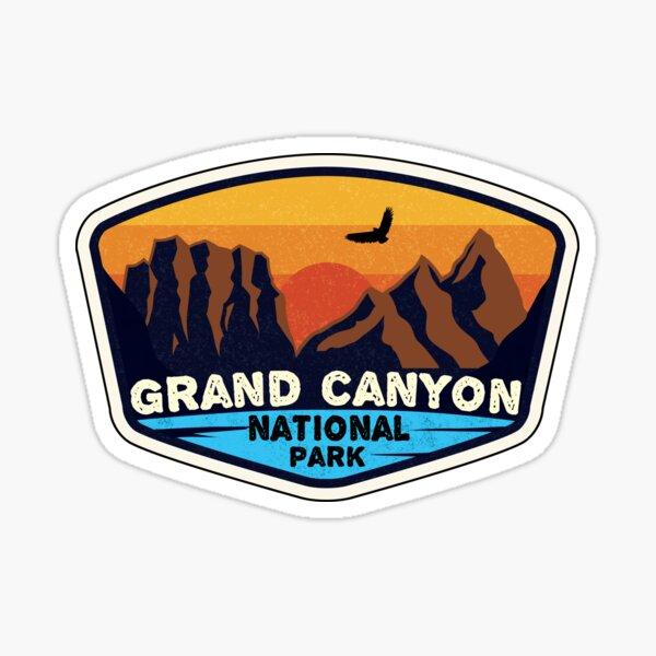 Grand Canyon National Park Arizona Sticker