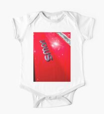 Smart Fortwo mhd Coupe Smart Logo [ Print & iPad / iPod / iPhone Case ] Kids Clothes