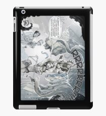 The Girl from I.T. (Tentacle Girl) iPad Case/Skin