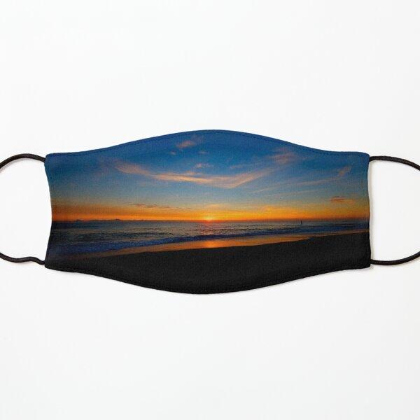 Sunrise on the North Norfolk Coast Kids Mask