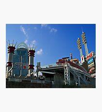 Reds Stadium Cincinnati Photographic Print