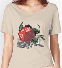 CRITICAL HIT Women's Relaxed Fit T-Shirt