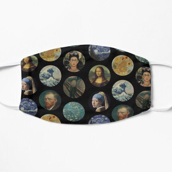 Famous Artworks Mask