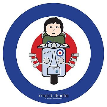 Mod Dude Target™ by TheDudes