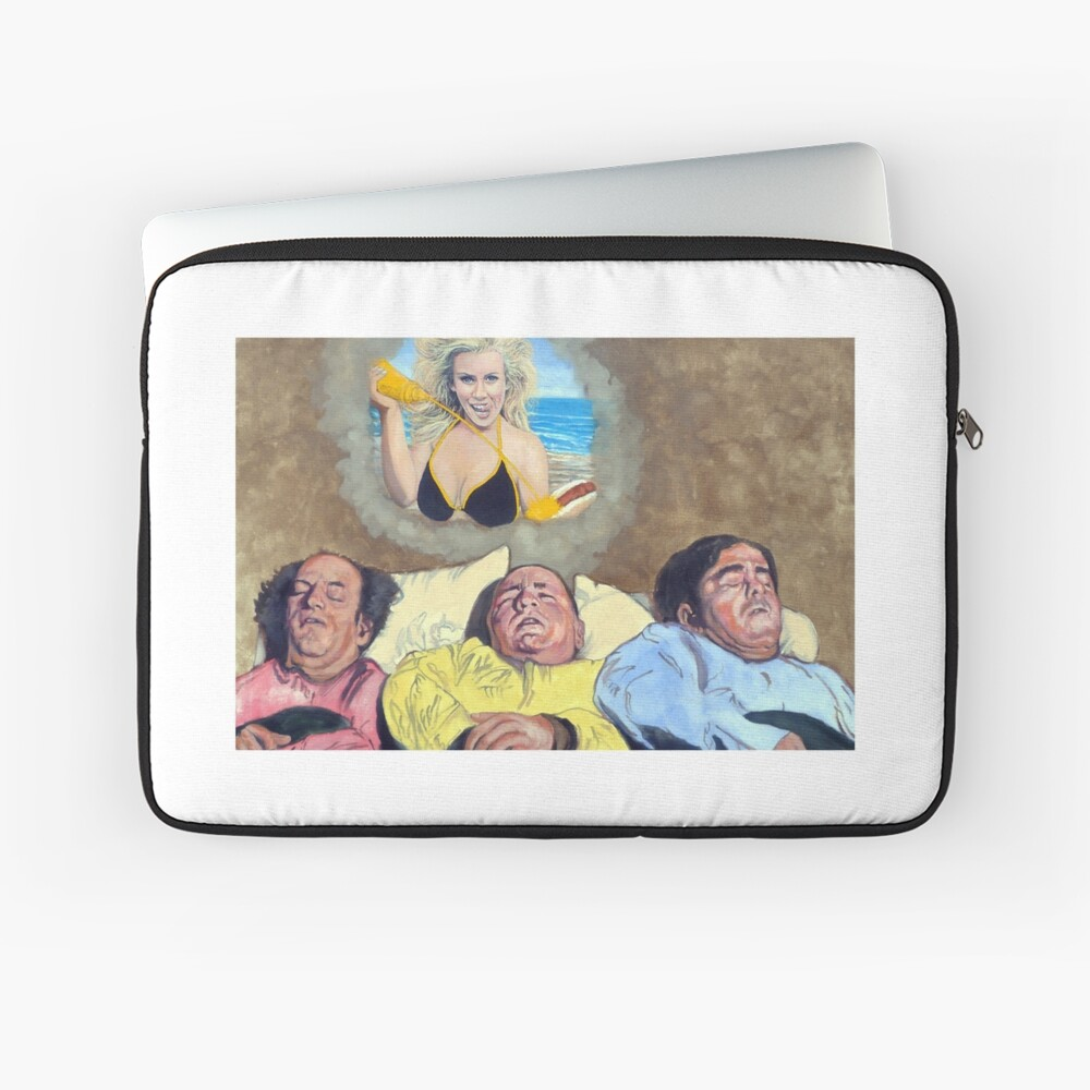 I Dream Of Jenny Laptop Sleeve
