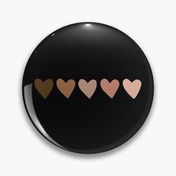 Schwarze Leben zählen Button
