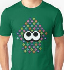 Splatoon Inspired: Squid made of Squid T-Shirt