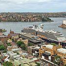 Circular Quay - Sydney - Australia by TonyCrehan