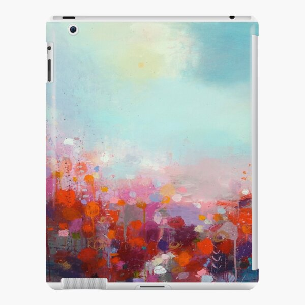 Colourful Winters Morning iPad Snap Case