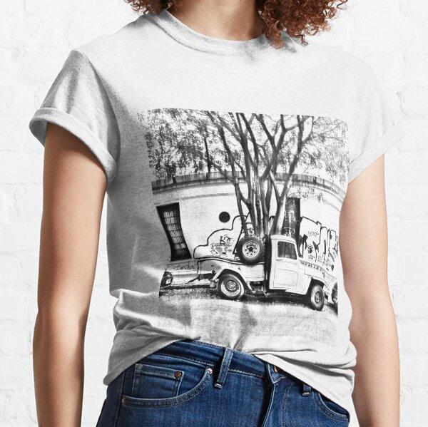 B&w urban stories Classic T-Shirt