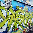 Graffiti by Cole Pickup