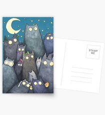 Lots of Cats Postcards