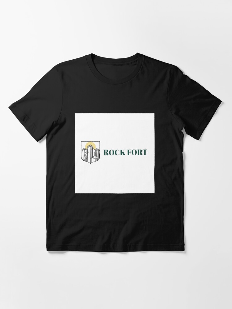Alternate view of ROCK FORT Essential T-Shirt