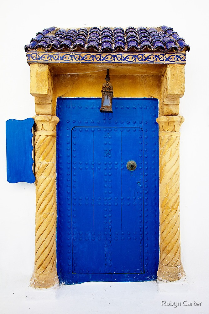 The Blue Door by Robyn Carter