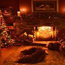 waitin for santa by joak
