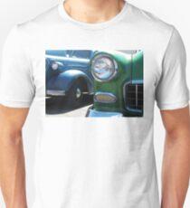 Classic 1950's Car Show Unisex T-Shirt