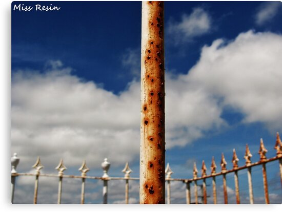 Eternal Rust by MissResin