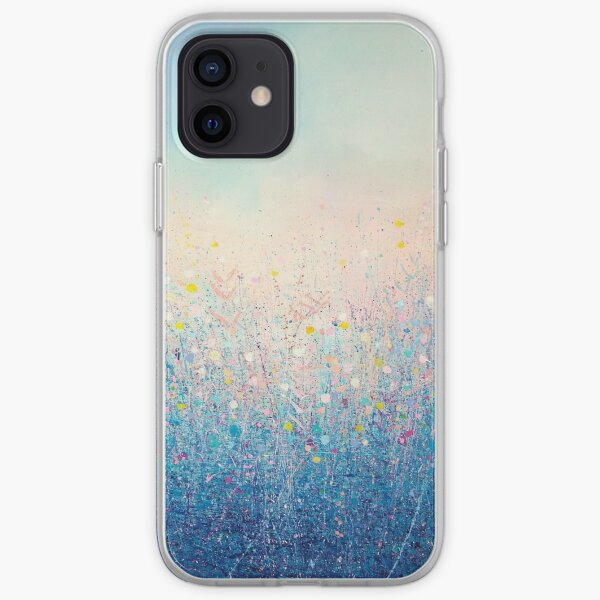 Early Morning, Winter Blue iPhone Soft Case