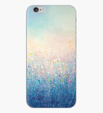 Early Morning, Winter Blue iPhone Case
