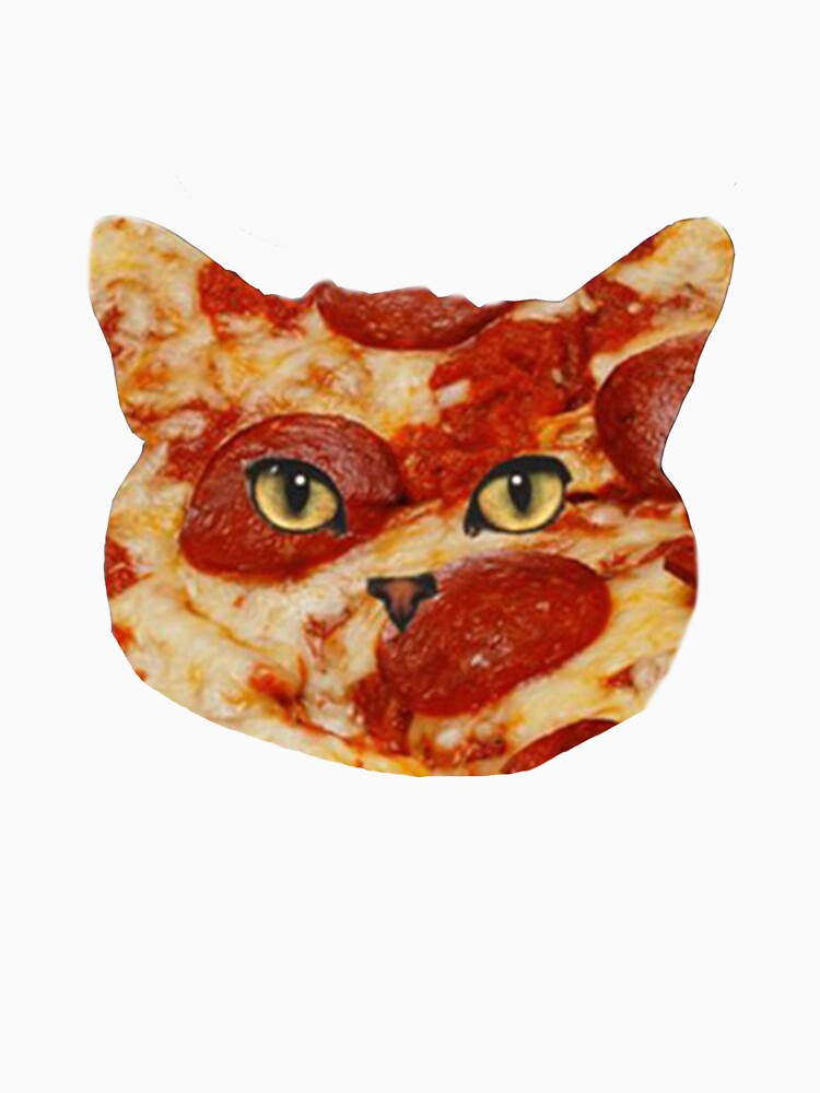 TShirtGifter presents: Pizza Cat | Unisex T-Shirt