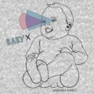 Adorkable Baby // Baby X // Apparel  by AdorkableBabies