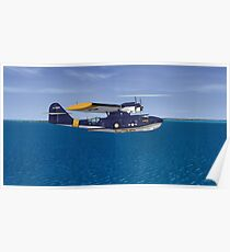Consolidated PBY-5A Catalina  Poster