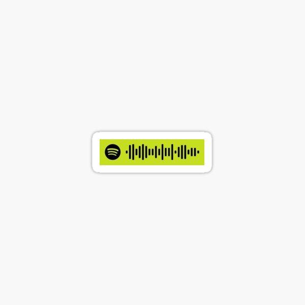 """""""Replay"""" - Iyaz: Spotify Code Sticker"""