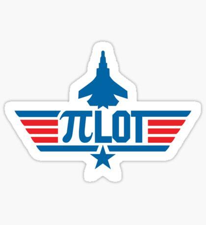 Pi Lot Sticker