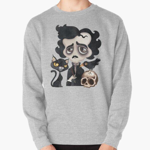 Edgar Poet Pullover Sweatshirt
