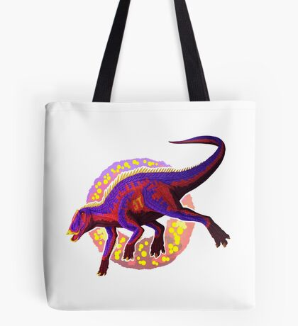 Prosaurolophus (without text) Tote Bag
