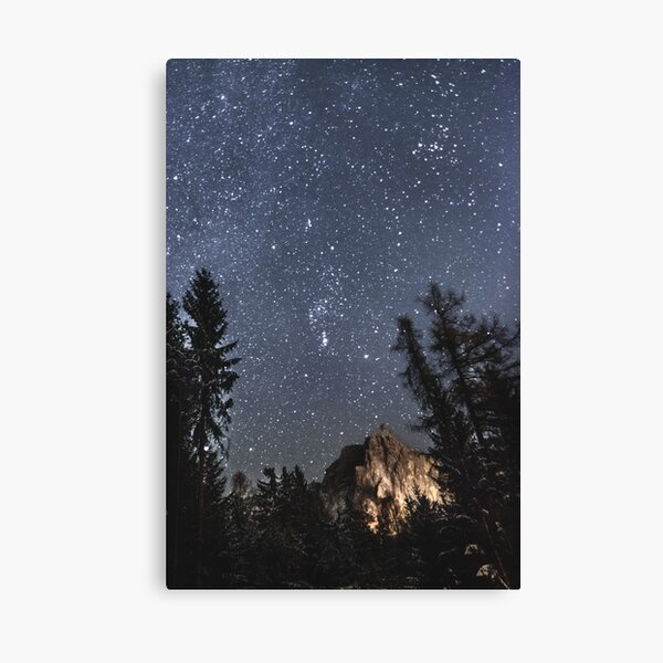 Orion | Nature and Landscape Photography Canvas Print