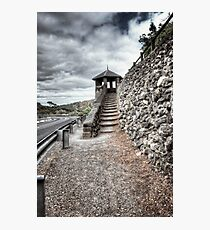 Tower Lookout Photographic Print